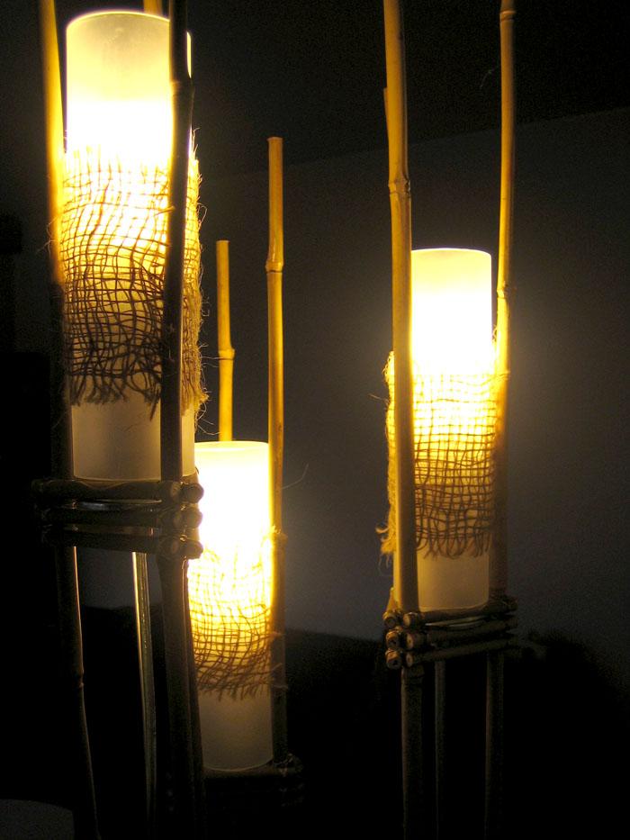 Lampe L-1 by of le dahé